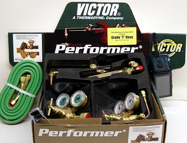 Victor Performer - Alamo Welding Supply Company